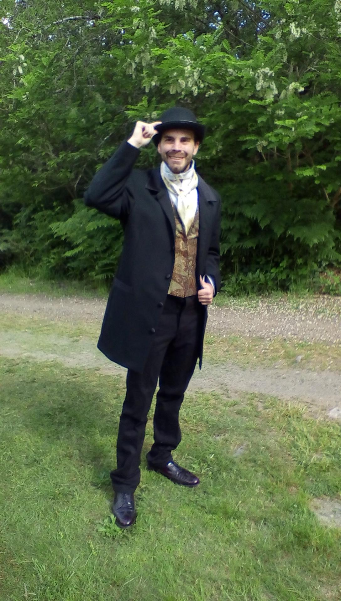 Dustin Jackson as Marcus