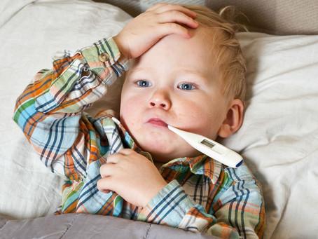 As doenças mais comuns nos primeiros anos de vida da criança - parte 1
