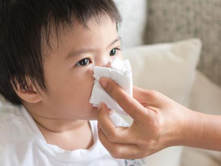 As doenças mais comuns nos primeiros anos de vida da criança - parte 4