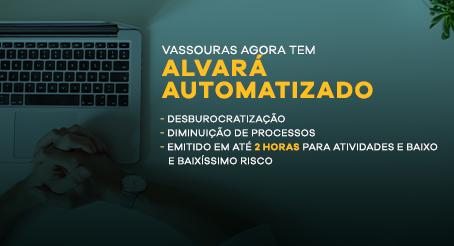 Alvará automatizado facilita a vida do empreendedor e ajuda reduzir a burocracia