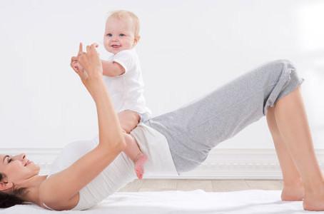 Atividade física no pós-parto