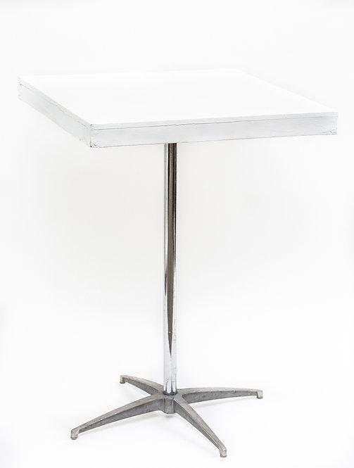 שולחן בר מרובע
