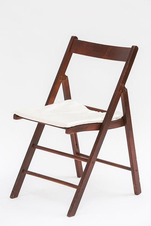 כיסא מתקפל + כרית