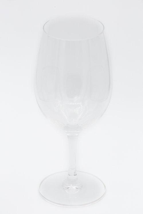 גביע יין קריסטל -בצורת בלון