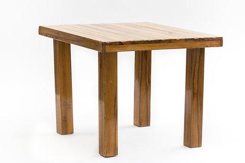 שולחן מזנון בוצ'ר מרובע