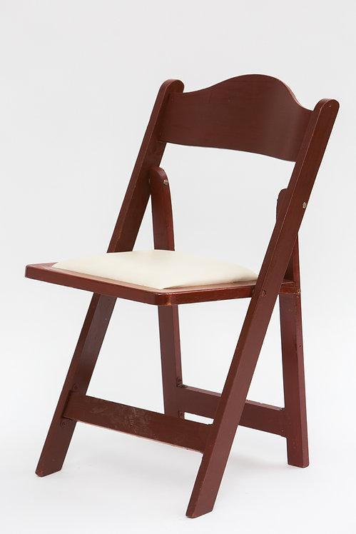 כיסא מתקפל מרופד