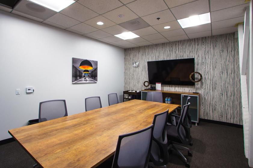 Regus Glendale conference room