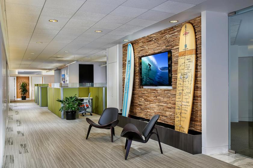 Interush Irvine Orange County office