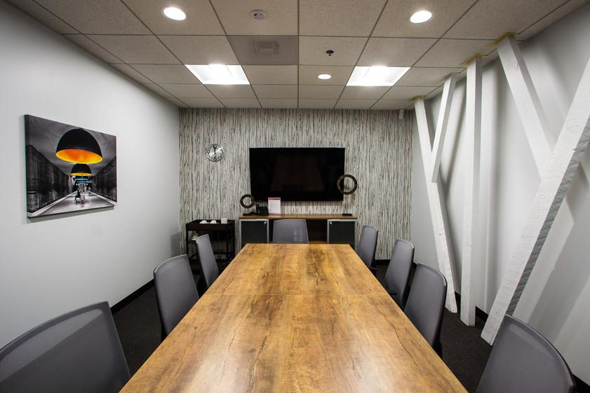Regus Glendal confernece room