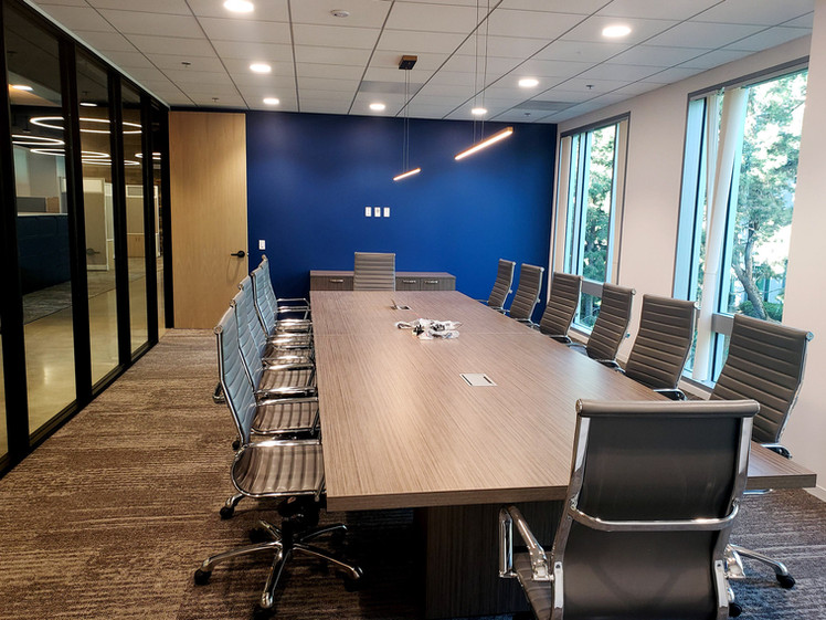 IHI Power Services conference room
