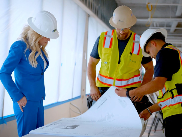 Planned Documentation & Construction Administration