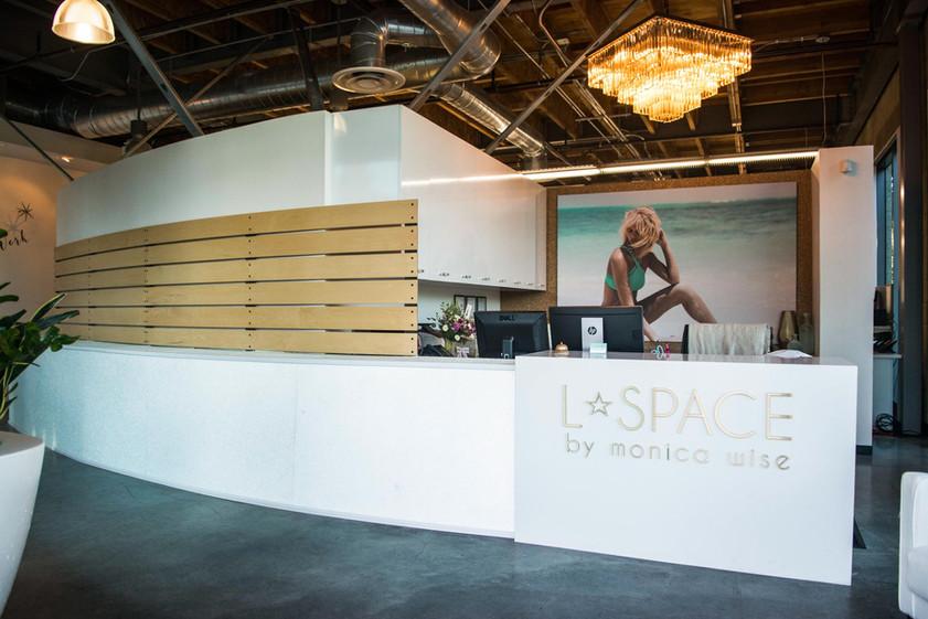 LSpace Irvine Orange County entry