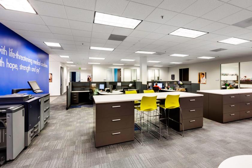 Make A Wish Irvine Orange County interior office