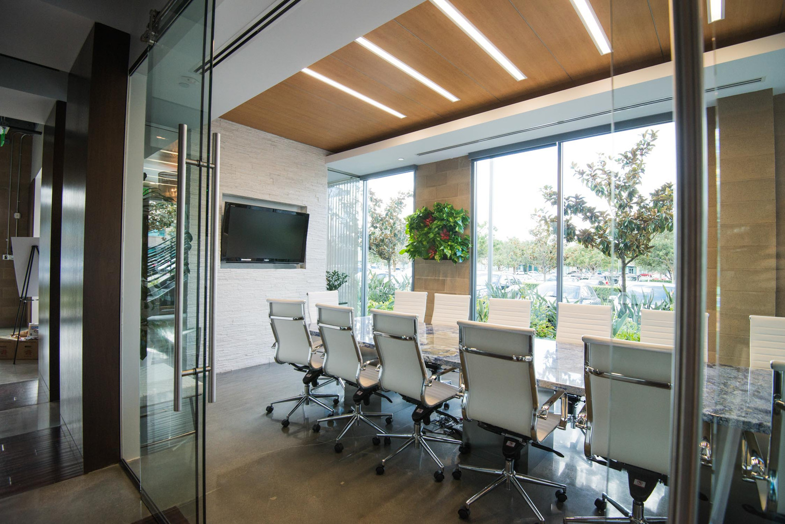 Casco Irvine Orange County conference room
