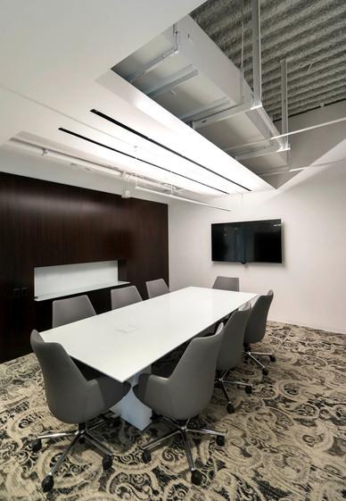 Hueston Hennigan conference room