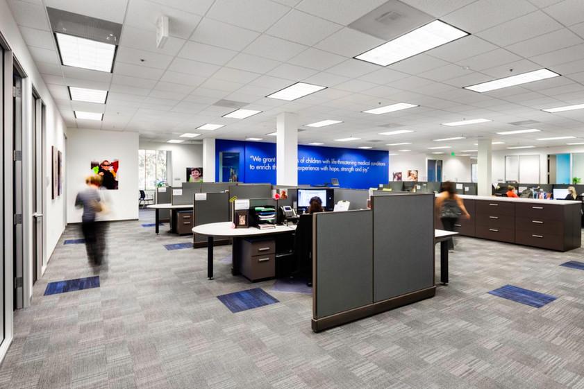 Make A Wish Irvine Orange County office