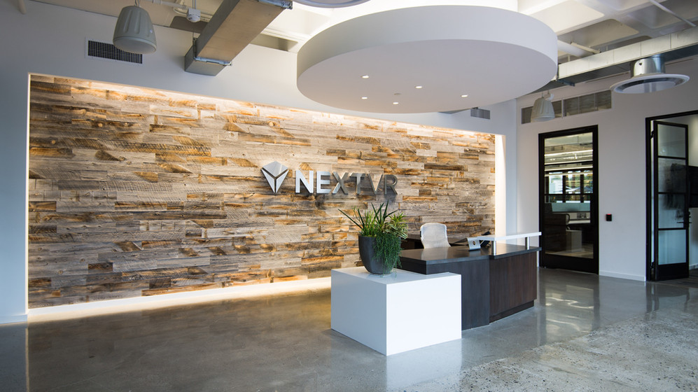 Next VR Newport Beach Orange County lobby