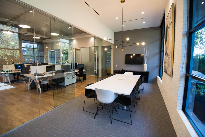 Aperion Newport Orange County conference room