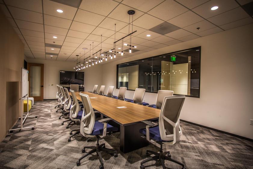 Auditboard Cerritos conference room