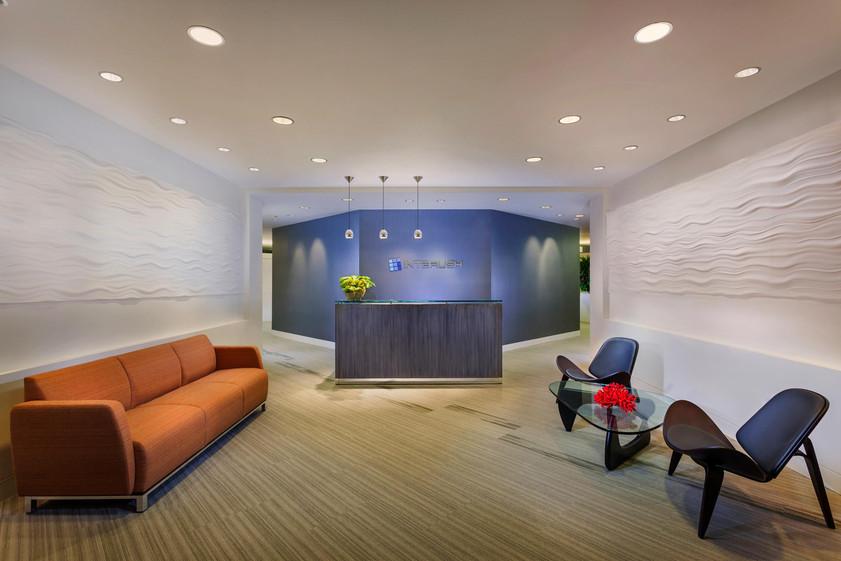 Interush Irvine Orange County lobby