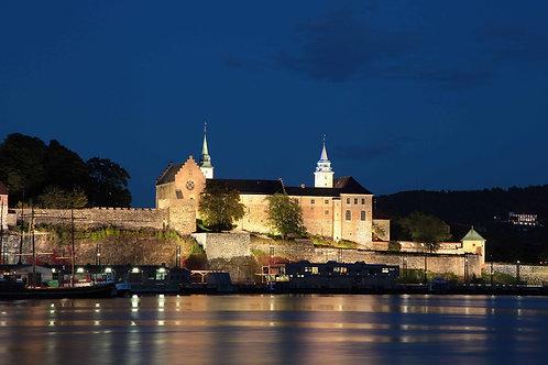 Akershus Fortress (OSLO) 395 NOK