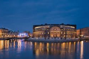 Riksdagshuset - (STOCKHOLM) 395 SEK