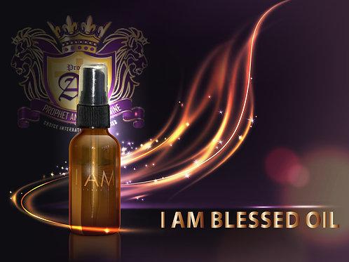 I Am Blessed Oil