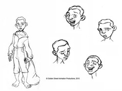 Young Slave by Golden Street Animati