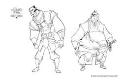 Monkey King Designs by GSAP