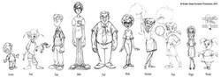 Petersen Family - Line up