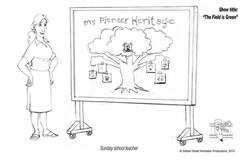 Sunday School Teacher