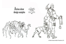 Designs by Golden Street Animation