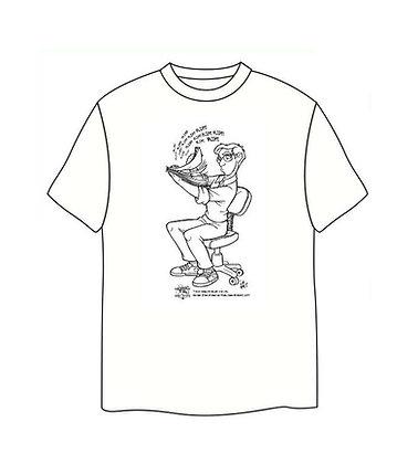 Animator Flipping T-shirt