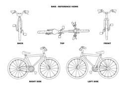 Bike - Turn around