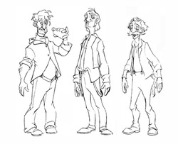 Character Designs by Golden Street