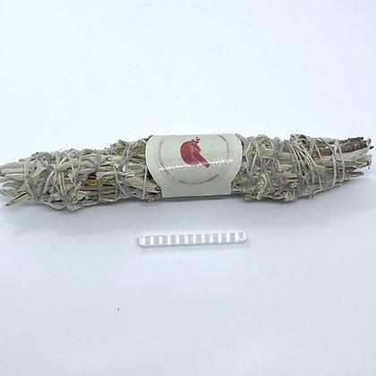 Bâton de sauge Bio, roulé à la main