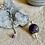 Thumbnail: Pendule sphère en Améthyste