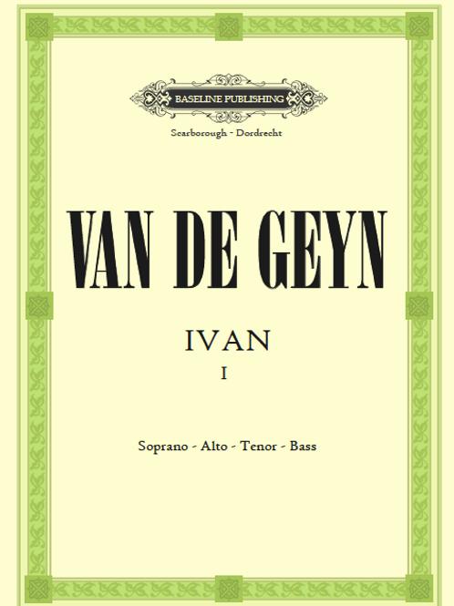 Ivan - SATB