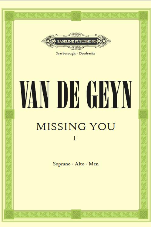 Missing You - SAM