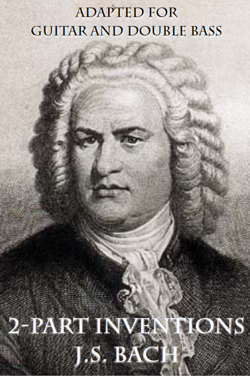 2-part Inventions (J.S. Bach)