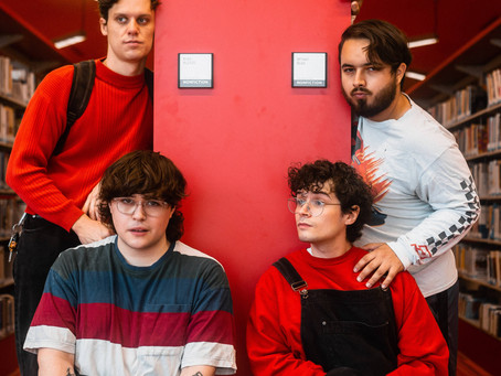 Bowling Shoes Reveal New Music Video for Latest Single 'DoomScroller'
