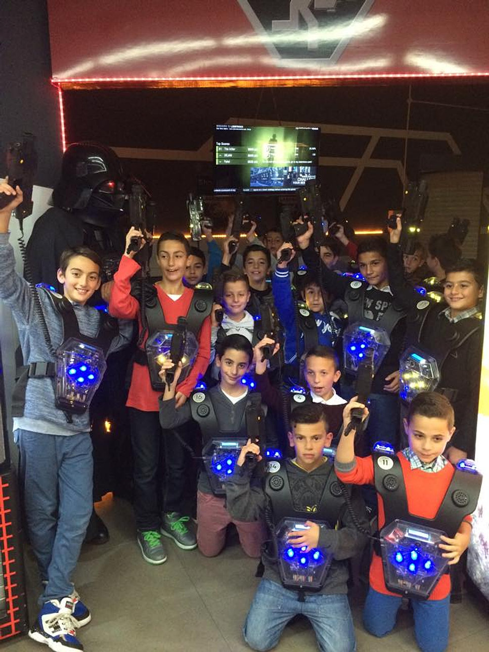 Lasermaxxmalta Multimaxx Parties