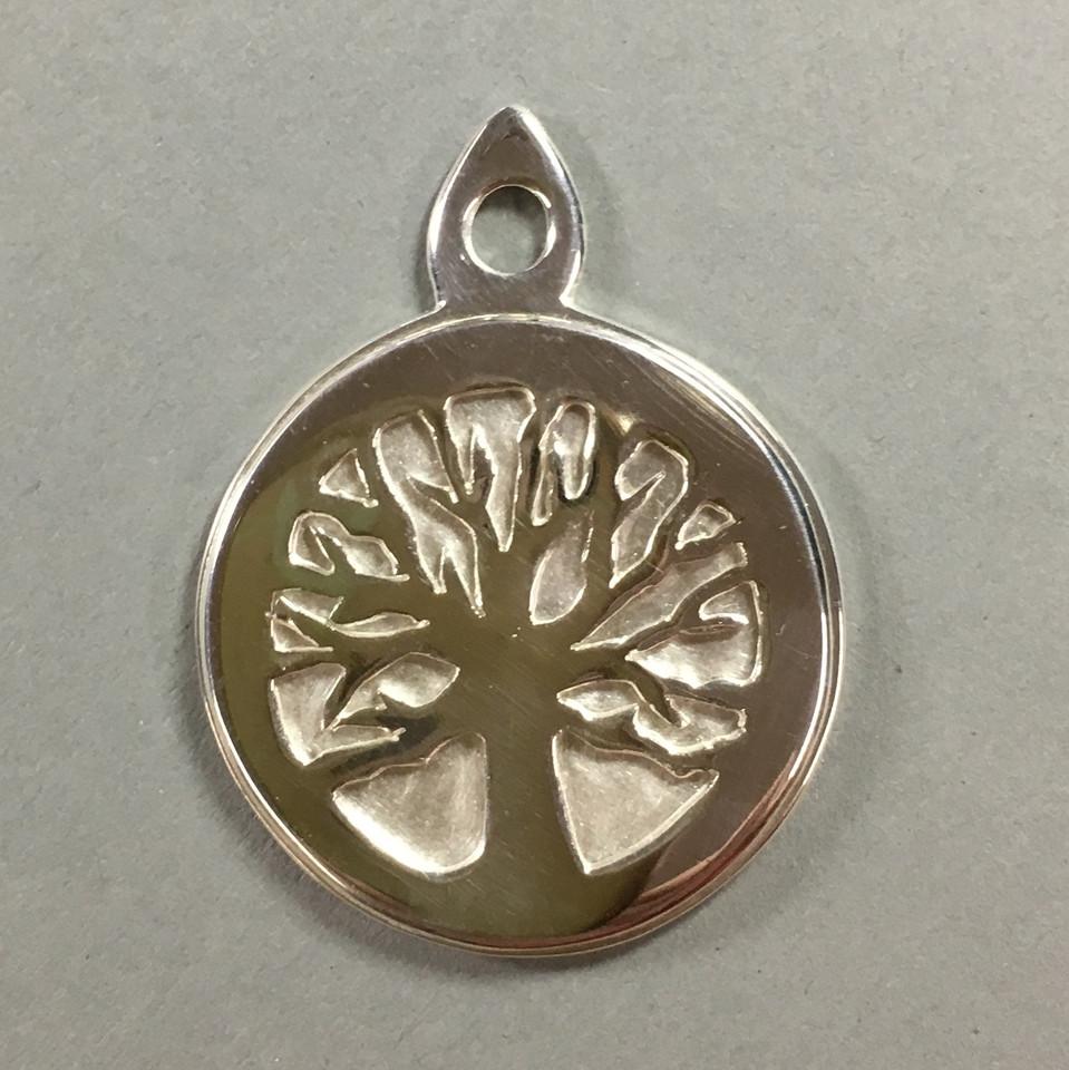 Schlüsselanhänger ... Lebensbaum
