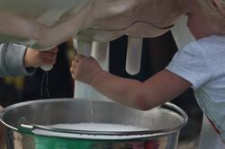 Practice Milking