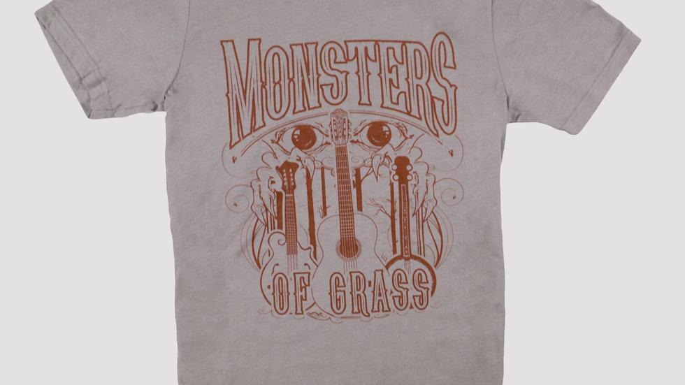 Monster and Guitars T-Shirt