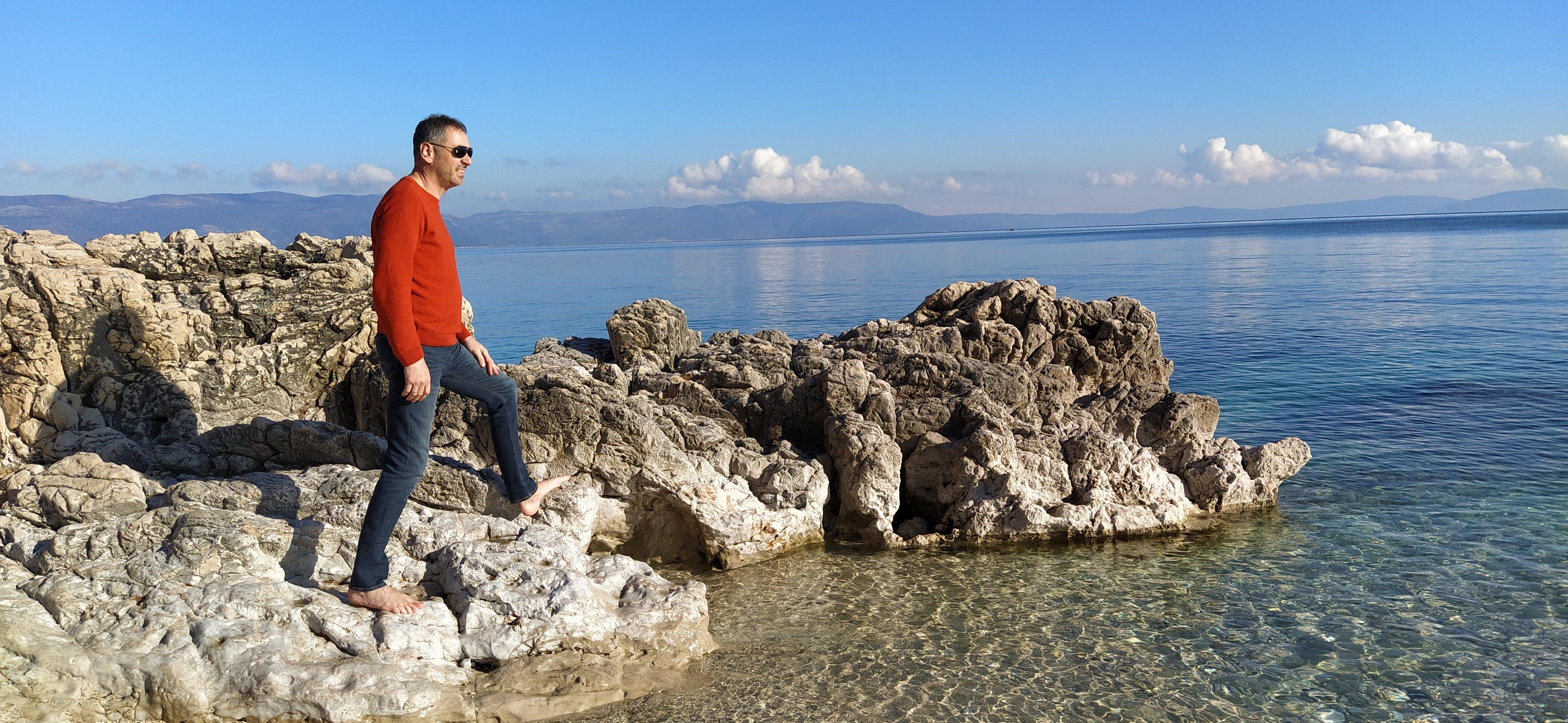 Girandella-Bucht in Rabac
