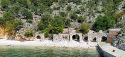 Insel Cres ehemalige Ölmühle