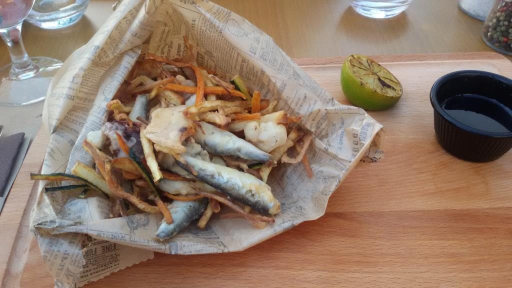 Fingerfood-Fish