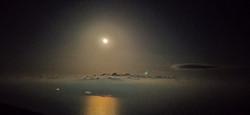 mystische Vollmondnacht