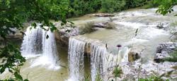 Wasserfall bei Pazin